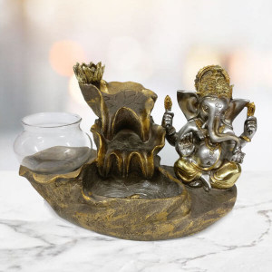 Ganesha Fog Fountain - Send Gifts to Mohali