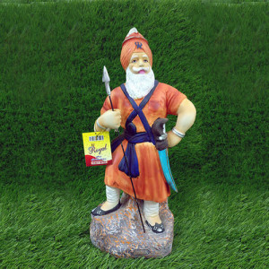 Sri Nihal Singh Sculpture - Send Gifts to Mohali
