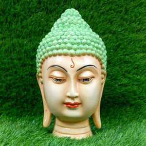 Large Buddha Head Statue - Send Gifts to Mohali