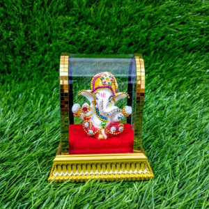 Ganesh Ji Decoration Showpiece - Send Gifts to Mohali