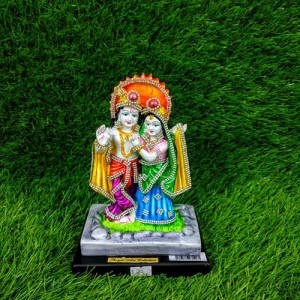 Radha Krishna Statue - Send Gifts to Mohali
