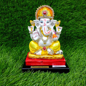 Exquisitely Load Ganesha - Send Gifts to Mohali