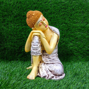 Big Idol Of Sitting Pose Buddha - Send Gifts to Mohali