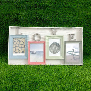Love Collage Picture Frame - Pinjore