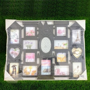 Collage 17 Picture Frame - Pinjore