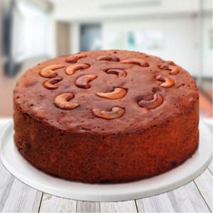 Kaju Plum Cake - Online Christmas Gifts Flowers Cakes