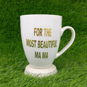 Cool Quoted Ceramic Mug - Send Gifts to Mohali