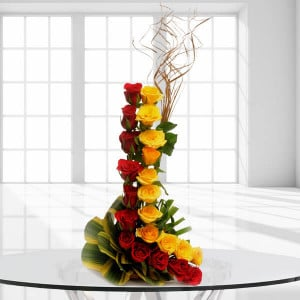 Charming Bloom - Online Flowers Delivery in Zirakpur