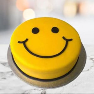 Honey Forgive Me Smile Please - Online Cake Delivery in Faridabad