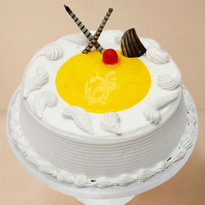 Online Vanilla Cake 1kg - Send Mother's Day Cakes Online