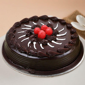 Truffle Cake 1 Kg Online - Send Mother's Day Cakes Online