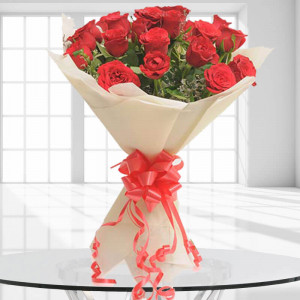 20 Red Roses - Greater Noida