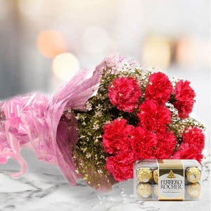 Supernova Pink - Online Flowers Delivery in Zirakpur