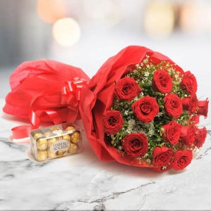 Sweet N Beautiful - Valentine's Day Flowers and Chocolates