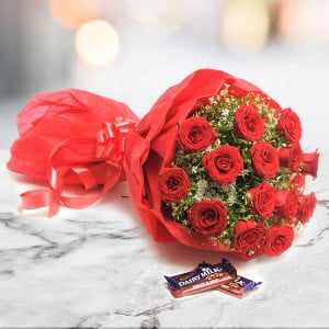 Nutty Love - Send Flowers and Chocolates Online