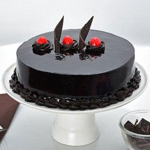 Online Choco Truffle Cake 1kg - Online Cake Delivery in Panipat