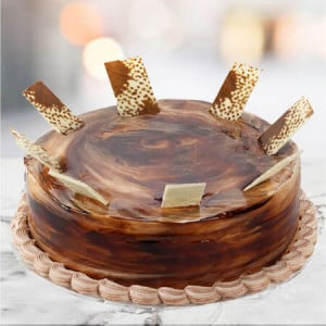 Irish Coffee Cake - Send Party Cakes Online