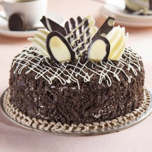 Oreo Crunch Half Kg - Birthday Cake Delivery in Gurgaon