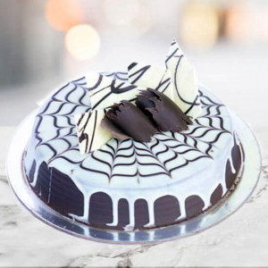 Chocolate Venom Cake Half Kg - Birthday Cake Delivery in Noida