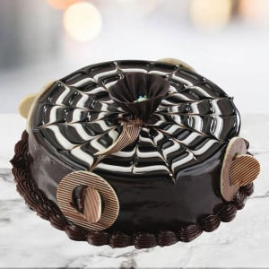 Online Cake After 8 Cake 1kg - Send Chocolate Truffle Cakes Online