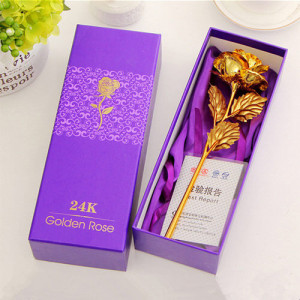 24K Golden Rose - Send Gifts to Mohali