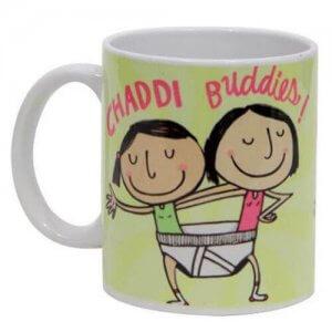 Buddies Coffee Mug - Online Gifts
