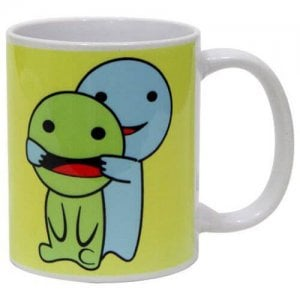 Make a smile Mug - Online Gift Shop India
