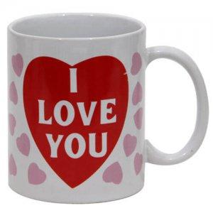 Love You Mug - Online Gifts