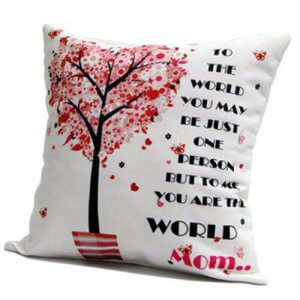 Cushion For Mom - Online Gifts