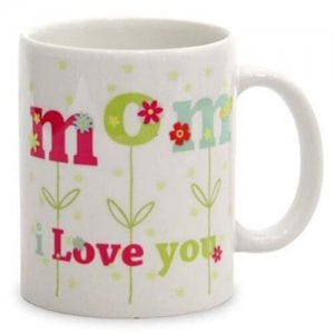 Moms D Best Mug - Personalised Gifts for Mothers Day
