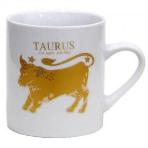Mug For Taurus - Online Gifts