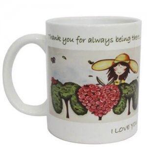 Mom Love Mug - Mugs
