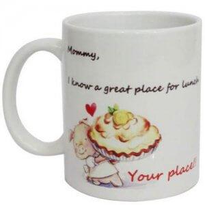 Cute Mom Ceramic Mug - Online Gifts