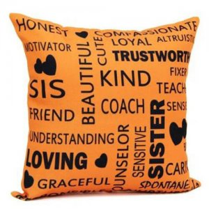 Cushion For Sister - Online Gifts