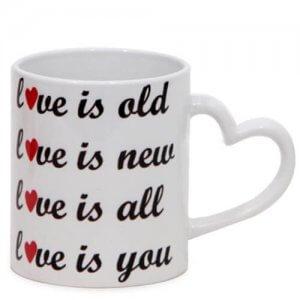 Lovable Ceramic Mug - Online Gifts