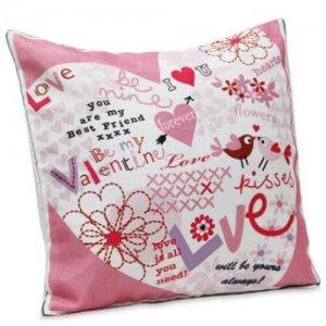 Valentines Cushion - Cushion