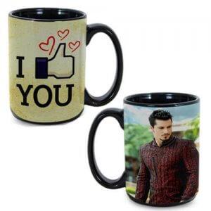 I Like You Coffee Mug