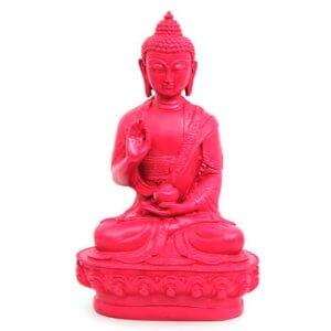 Blissful Buddha Idol