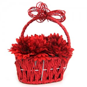 Lovely Artificial Arrangement - Propose Day Gifts Online