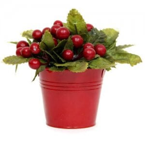 Artificial Cherry Arrangement - Artificial Flowers Arrangement Online
