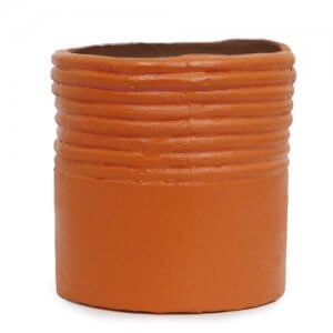 Brown Plant Container