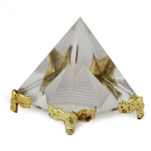 Feng Shui Crystal Pyramid - Online Home Decor Items
