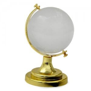 Feng Shui Crystal Globe - Online Home Decor Items