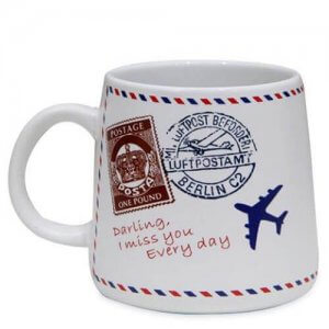 Forever Love Ceramic Mug - Mugs