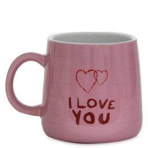 Unique Love Ceramic Mug - Mugs