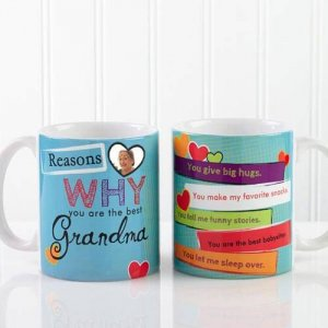 Personalize Mug For Granny - Online Gifts