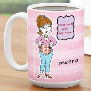 Personalize Mug For Mother