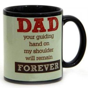 Guiding Dad Ceramic Mug - Online Gifts