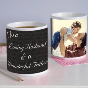 Personalize Mug For Dad - Online Gifts