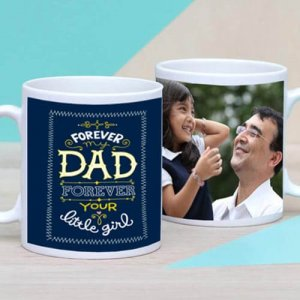 Personalize Forever My Dad Mug - Online Gifts